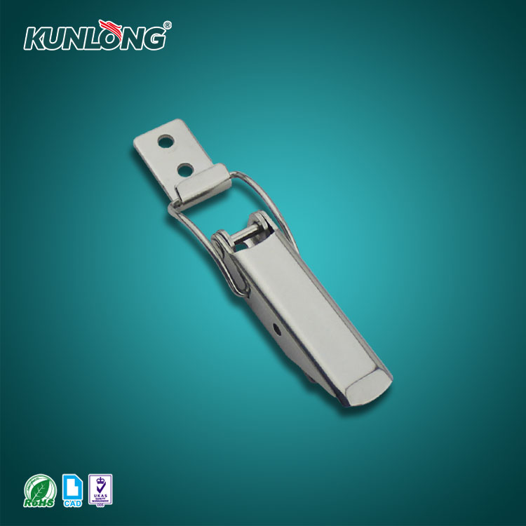 SK3-032 KUNLONG Steel Compression Toggle Hasp Draw Latch